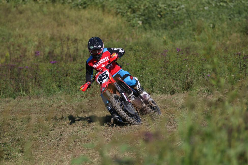 Come out Saturday and enjoy the GP-style Moto-X Country racing with woods sections separated by grass track areas.