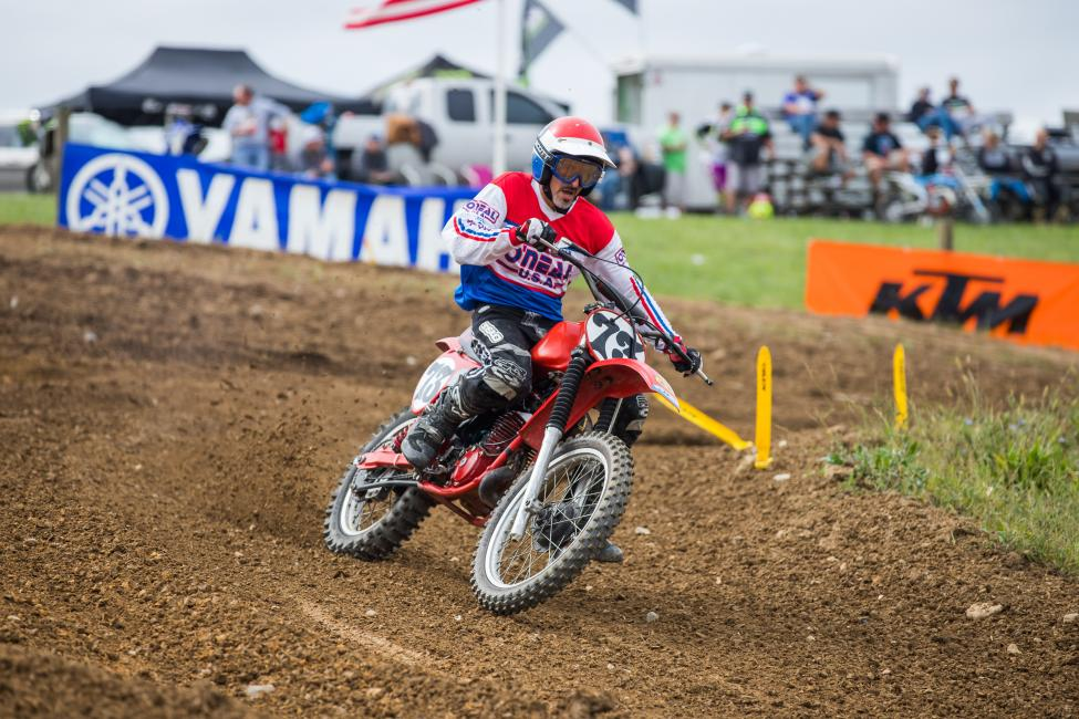 Vet Motocross Racing will take place on Sunday, September 22 with a variety of age and skill level classes available.