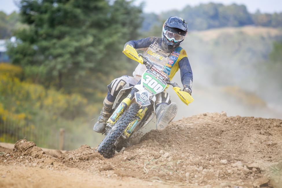 Ben Parsons took home the Pro class GP Moto-X Country overall win on Saturday.