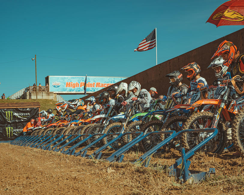 On May 8 and 9 the AMA Northeast Area Qualifier comes to High Point on the Road to Lorettas. Photo: Blake Keith